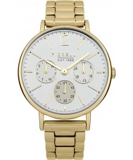 Fiorelli FO002GM Ladies Gold Plated Chronograph Watch