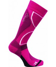 Dare2b DWH305-5BGS06-6-8 Ladies Cocoon Tech Duchess Ski Socks - Size 6-8