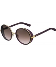Jimmy Choo Ladies Andie-N-S 1KJ V6 Sunglasses
