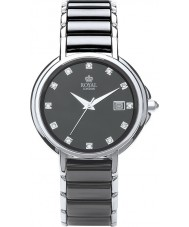 Royal London 20153-03 Ladies Fashion Quartz Black Watch