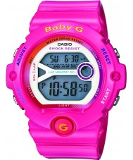Casio BG-6903-4BER Ladies Baby-G Lap memory 60 Pink Chronograph Watch