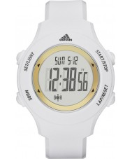Adidas Performance ADP3213 Sprung Basic White Matte Silicone Strap Watch