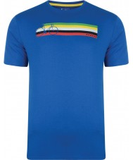 Dare2b Mens Multiband Skydiver Blue T-Shirt