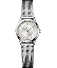 Calvin Klein K3M23126 Ladies Minimal Silver Watch