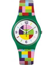 Swatch GG224 Ladies Tet-Wrist Watch