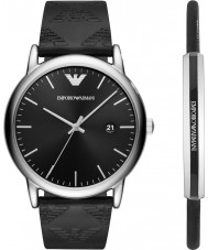 Emporio Armani AR80012 Mens Dress Watch Gift Set