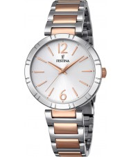 Festina F16937-2 Ladies Mademoiselle Two Tone Bracelet Watch