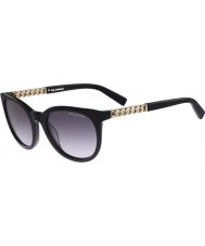 Karl Lagerfeld Ladies KL891S Black Sunglasses