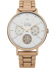 Fiorelli FO002RGM Ladies Rose Gold Plated Chronograph Watch