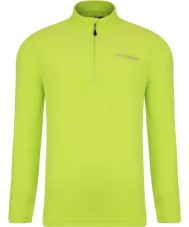 Dare2b DMA306-7FJ50-S Mens Freeze Dry II Lime Green Fleece - Size S