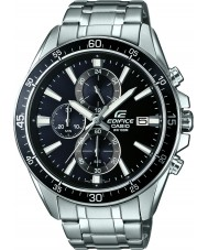 Casio EFR-546D-1AVUEF Mens Edifice Silver Steel Chronograph Watch