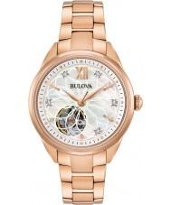 Bulova 97P121 Ladies Automatic Watch