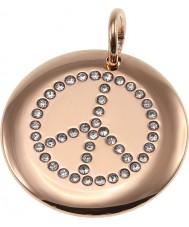 Edblad 11730020 Ladies Charmentity Peace Pendant