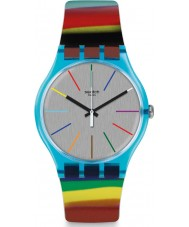 Swatch SUOS106 Colour Brush Watch