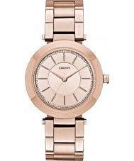 DKNY NY2287 Ladies Stanhope Rose Gold Plated Bracelet Watch