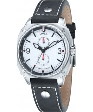AVI-8 AV-4010-01 Mens Hawker Hunter Black Leather Strap Watch