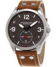 Stuhrling Original 684-02 Mens Aviator Tuskegee 684 Watch