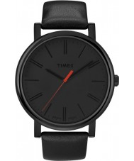 Timex Originals T2N794 Mens Black Classic Round Watch