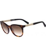 Karl Lagerfeld Ladies KL891S Tortoiseshell Sunglasses