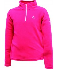Dare2b DKA020-1Z0032 Kids Freeze Jam Electric Pink Fleece - 32 inches