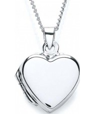 Purity 925 PUR0872-3 Ladies Necklace