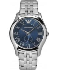 Emporio Armani AR1789 Mens Classic Silver Steel Bracelet Watch