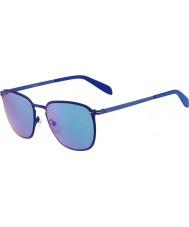 Calvin Klein Platinum Mens CK2136S Deep Blue Sunglasses