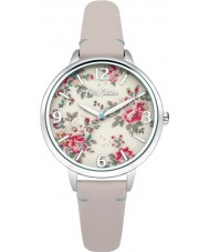 Cath Kidston CKL001PS Ladies Kingswood Rose Pink Leather Strap Watch