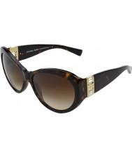 Michael Kors MK2002MB 60 Paris Dark Tortoiseshell 300613 Sunglasses