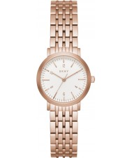 DKNY NY2511 Ladies Minetta Rose Gold Steel Bracelet Watch