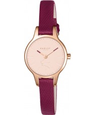 Radley RY2414 Ladies Wimbledon Ruby Leather Strap Watch
