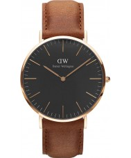 Daniel Wellington DW00100126 Classic Black Durham 40mm Watch