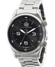 Elliot Brown 202-006-B02 Mens Canford Silver Steel Bracelet Watch