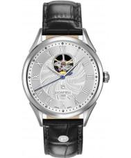 Roamer 550661-41-22-05 Mens Swiss Matic Black Leather Strap Watch