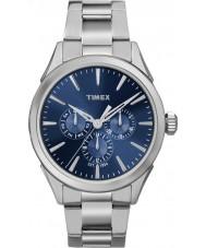 Timex TW2P96900 Mens Chesapeake Silver Steel Bracelet Watch