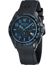 Swiss Eagle SE-9061-06 Mens Field Tactical Black Chronograph Watch