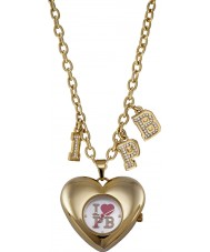 Pauls Boutique PA009GDGD Ladies Gold Necklace Watch