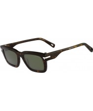 Chriselli G Star GS600S Fat Dexter Green Havana Sunglasses