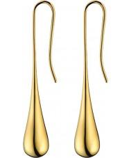 Calvin Klein KJ3QJE100100 Ladies Ellipse Earrings