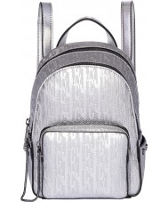 Juicy by Juicy JCH0011-SILVER Ladies Aspen Backpack