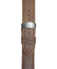 Elliot Brown STR-L08 Mens Canford-Bloxworth Matt Mid Brown Leather Strap
