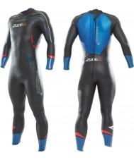 Zone3 Z14020 Mens Vision Black Blue Wetsuit