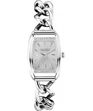 Caravelle New York 43L169 Ladies Dress Silver Steel Bracelet Watch