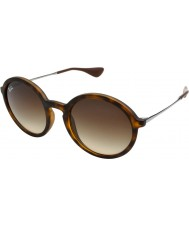 RayBan RB4222 50 Youngster Rubber Tortoiseshell 865-13 Sunglasses