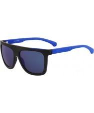 Calvin Klein Jeans CKJ756S Black Sunglasses