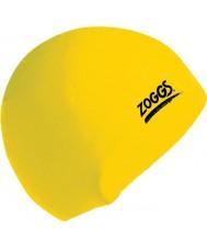 Zoggs 300604-YEL Yellow Silicone Cap