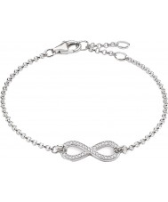 Thomas Sabo A1310-051-14 Ladies Eternity of Love Infinity Silver Bracelet