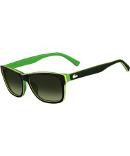 Lacoste L683S Dark Green Sunglasses