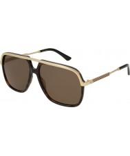 Gucci GG0200S 002 57 Sunglasses