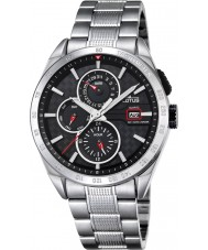 Lotus L18244-6 Mens Silver Multifunction Watch